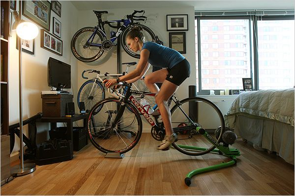 Trainer Workout. Duration 1 hour. * WARM-UP: 10 minutes. * 6 x 30 seconds (per leg) of single leg pedaling @ 85-95 rpm with 30 sec recovery. MAINSET: 2 x 5 minute pedaling 50-60 rpm- 3 minute rest @ 90+ rpm. 2x20 seconds max effort on 1:40 zx1-Z2 recovery interval. 2x 5 minute pedaling 50-60 rpm @ Zone 3. 3 minute rest interval. COOL DOWN: 10+ minutes easy spinning. Cadence high (85+ rpm)