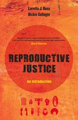Reproductive Justiceis a first-of-its-kind primer that provides a comprehensive yet succinct description of the field. Written by two legendary scholar-activists, Reproductive Justice introduces students to an intersectional analysis of race, class, and gender politics. Clearly showing how reproductive justice is a political movement ofreproductive rights and social justice, the authors illuminate how, for example, a low-income, physically disabled woman living in West Texas with no viable…