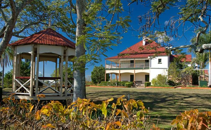 Great Houses Of Ipswich | Must do Brisbane