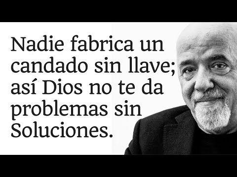 10 Frases de Paulo Coelho para Superar una Ruptura Amorosa | Frases Motivadoras - YouTube