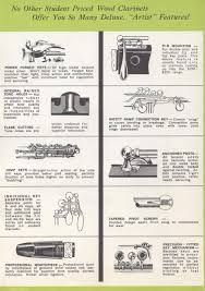 music instrument intro in brochures