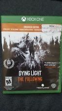Dying Light: The Following -- Enhanced Edition Xbox one!!
