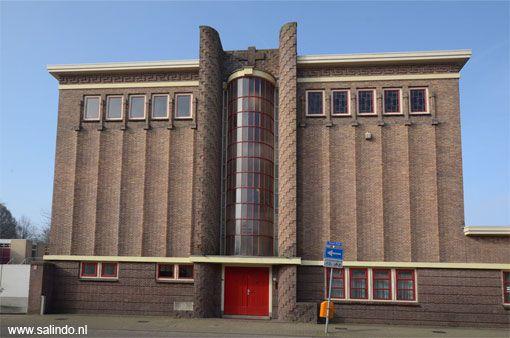 Tilburg Architectuur   De Amsterdamse School (Bouwstijl)in Noord-