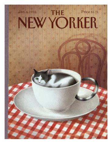 The New Yorker   cover by Gürbüz Dogan Eksioglu