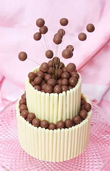 mmm, maltesers cake next birthday cake !!!!