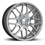 "RIVA DTM in Hyper Silver Specification: Size: 18"" x Width:7.5J, 8.0J, 8.5J Fitment: 4 OR 5 stud only  PRICE, SET OF 4 £432"