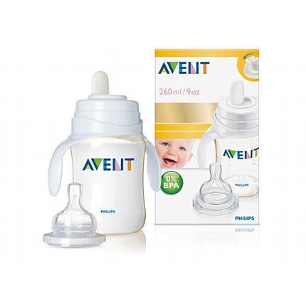 AVENT - Bottle trainer kit