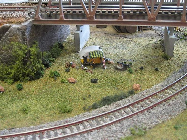 Pin by Valerie Arnold on Fairies Model trains, N scale