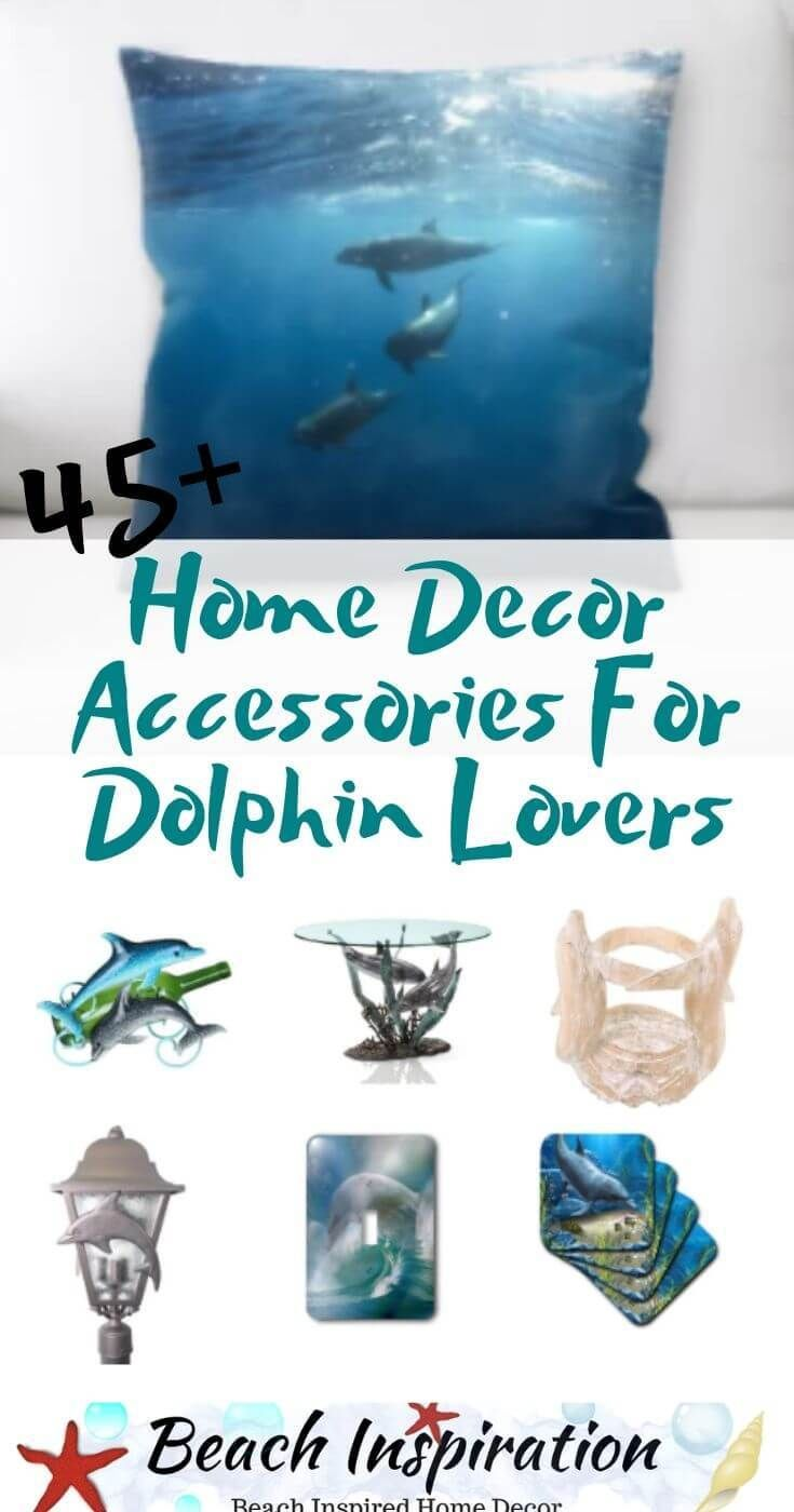 45 Home Decor Accessories For Dolphin Lovers With Images Home