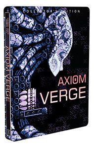 [Gamestop] Axiom Verge Collector's edition ($9.97)