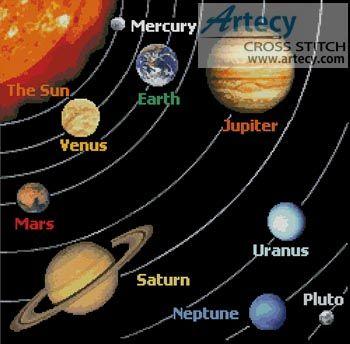 Solar System: artecy.com (miscellaneous/general)
