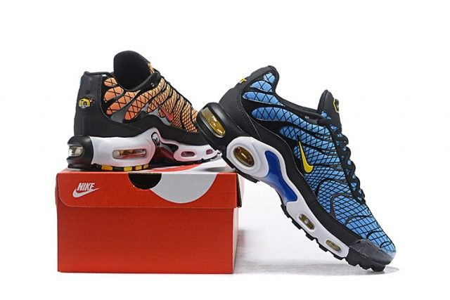 Nike Air Max Plus Greedy Hyper Blue