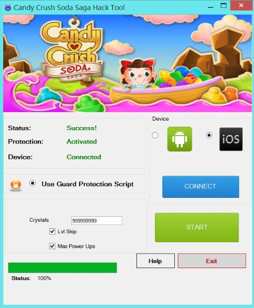 DOWNLOAD Link: http://crazyhotgameparad1se.blogspot.com/2016/01/candy-crush-soda-saga-cheat-tool.html With this Candy Crush Soda Saga Cheat Tool you can add for free to your game Gold Bars Candy Crush Soda Saga, get Unlimited Lives Candy Crush Soda Saga, Moves and Unlock All Levels Candy Crush Soda Saga Free! Click now to get for free! Extra Tags: candy crush soda saga cheat, candy crush soda saga cheat tool, candy crush soda saga cheat android, candy crush soda saga cheat download