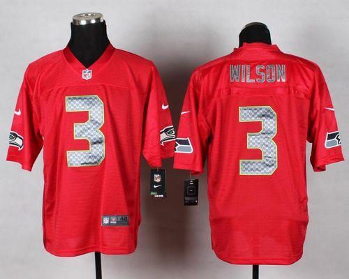 derek barnett jersey nike seahawks 3 russell wilson red mens stitched nfl elite qb practice