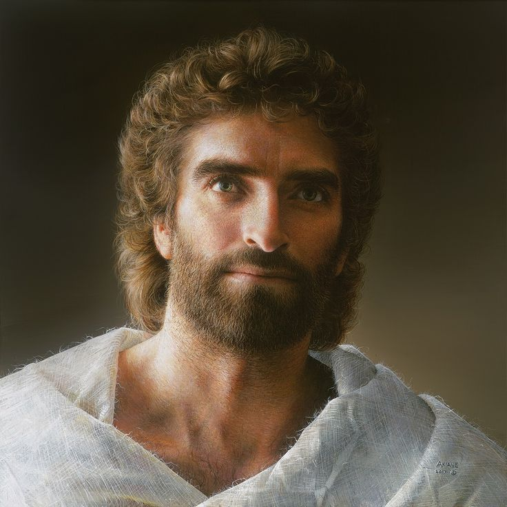 Jesus – Akiane Gallery *Newest painting of Jesus, 19 years in the making