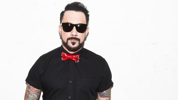 What happens on the Backstreet Boys Cruise is retold in great, juicy detail by AJ McLean