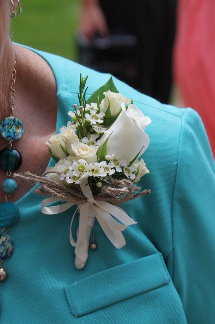 Pin on Corsage. Wedding brooches and corsages. Fabric