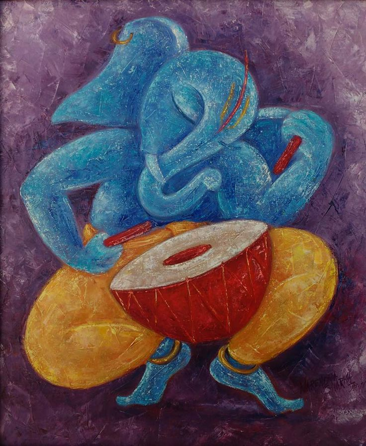 Buy Paintings Online: Original Paintings Art by Top Indian Artist