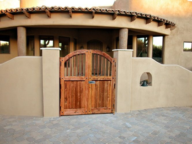 10+ ideas about Southwestern Fencing And Gates on Pinterest ...
