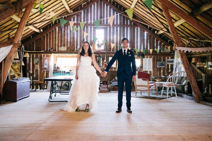 bröllop i klintens loge