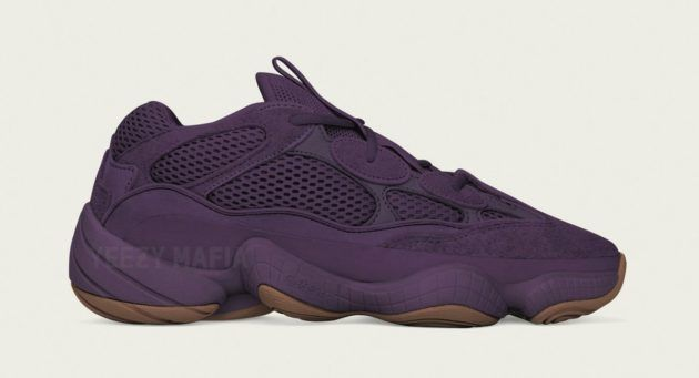 570e9251d9bd5 adidas Yeezy 500 Ultraviolet To Arrive This Fall We just got word that a  new colorway