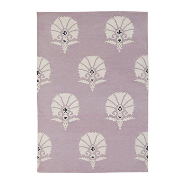 Lilac Otto Cotton Carpet. Lilac BedroomPurple Area RugsCotton RugsGirl RoomsMaster  ...