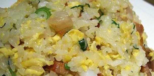 Fillipino Fried Rice : Recipe Select