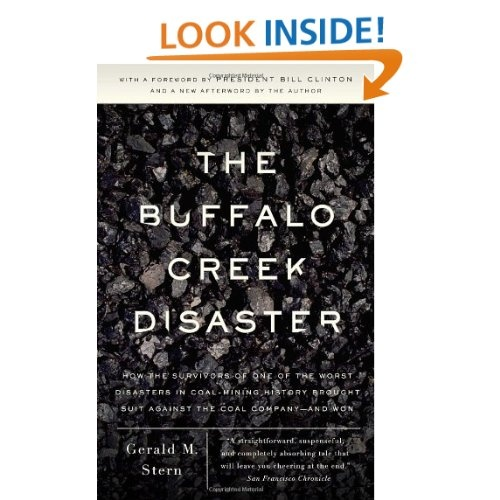 research papers buffalo creek disaster