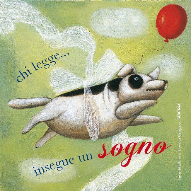 #ChiLegge... insegue un sogno. http://www.giunti.it/libri/bambini/dove-va-crispino/