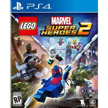 Lego Marvel Superheroes 2(PS4)