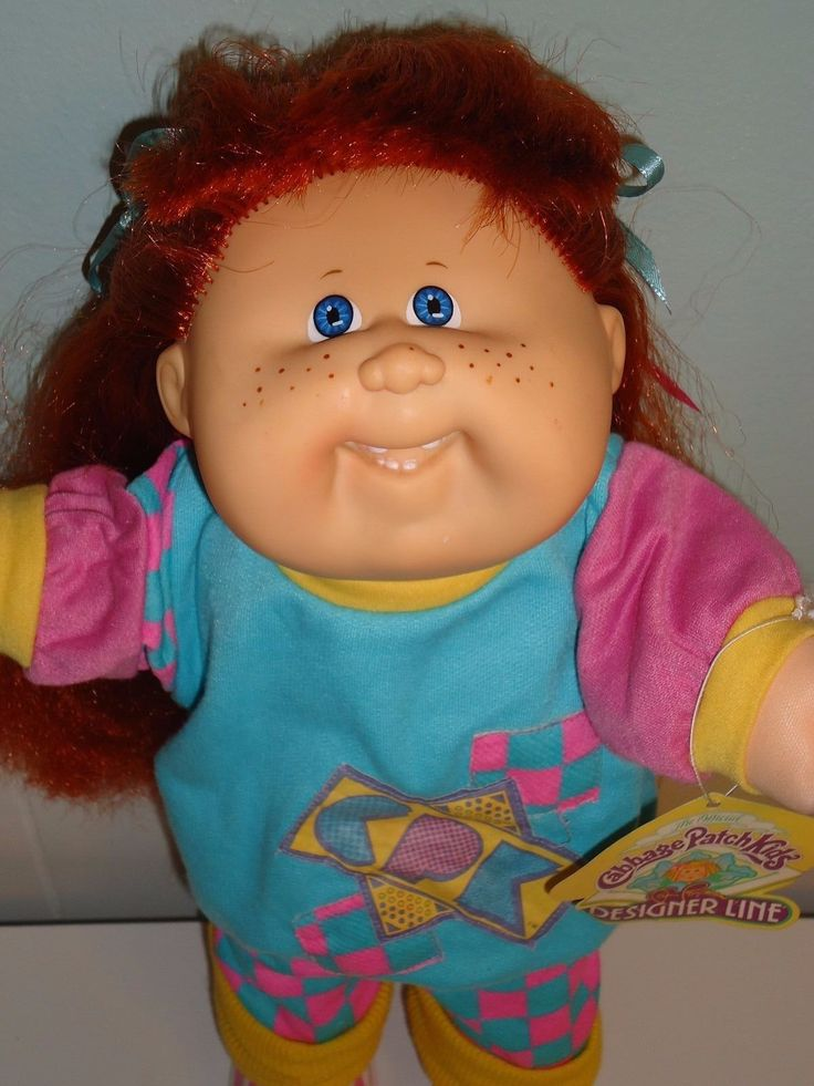 170 Best Images About Cabbage Patch Dolls On Pinterest
