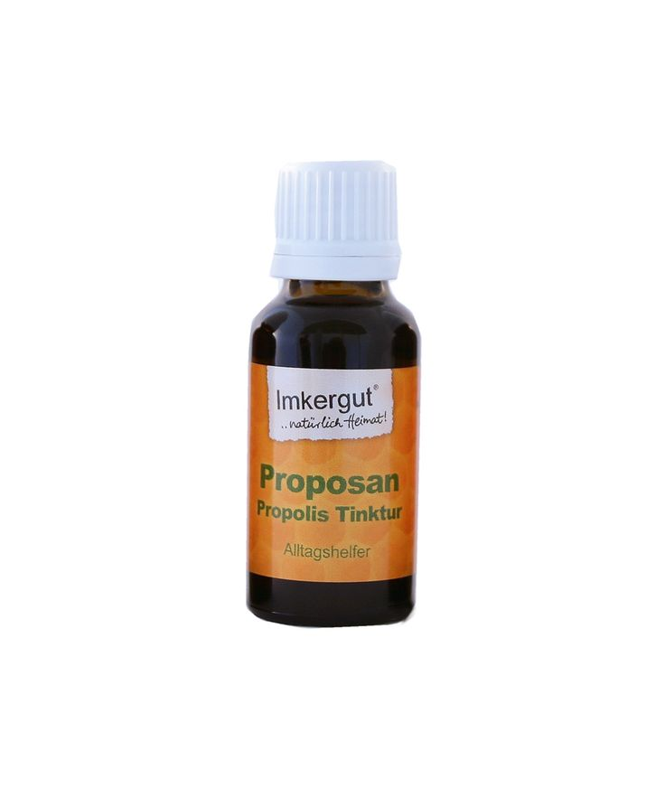 Black Forest-Propolis-natural bee product ensures good oral hygiene. Propolis stabilises the bees' immune system