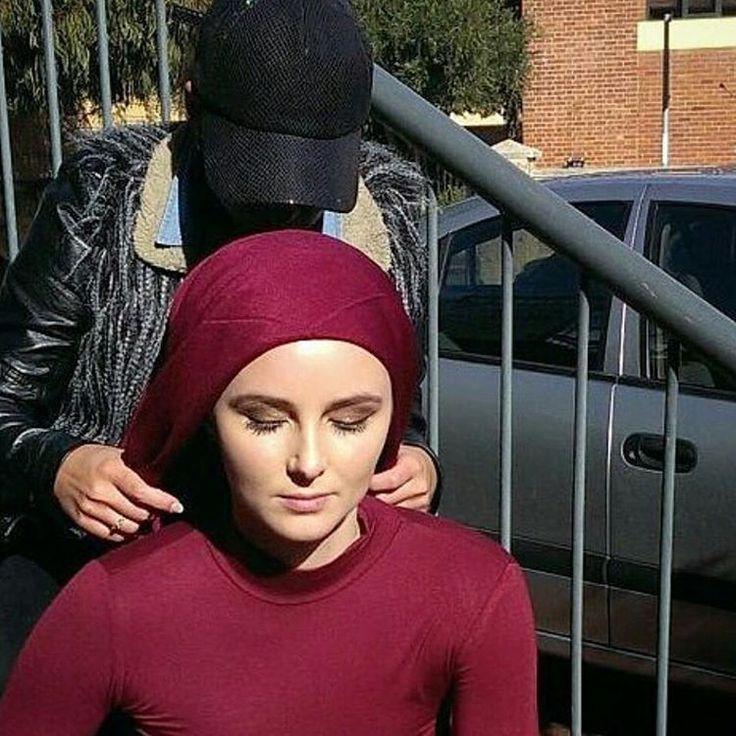 #kazecaBTS | Pinning. Fixing. Tugging. Prepping #perthmodel @rikkibremner for our #EID2016 campaign shoot!  #perth #perthfashion #perthfashiondesigner #australia #australianfashion #fashiondesign #fashiondesigner #modestfashion #hijabfashion #hijabi #hijabstyling #hijabstyles #hijabista #turbanstyling #turbanista #model #styleblogger #fashionblogger #mua #perthphotographer #photoshoot #fashionphotoshoot #stylist