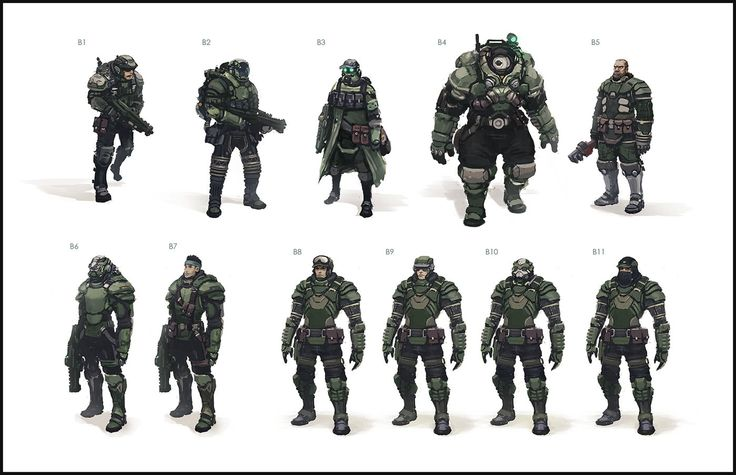 Image Result For Killzone Shadow Fall