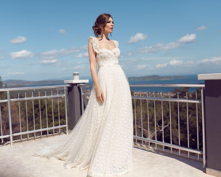 askılı dantelli gelinlik modellerimiz-dantelli gelinlik modelleri 2016-nova bella gelinlik nişantaşı istanbul