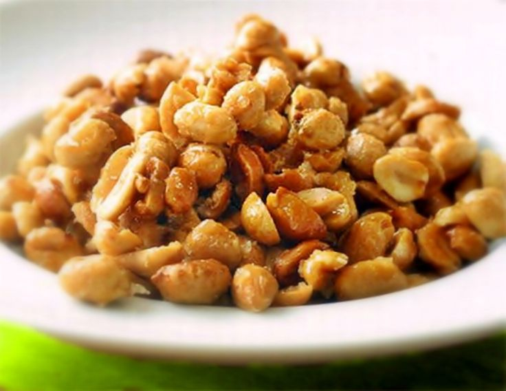 Homemade Honey-Roasted Peanuts, better than Planters!