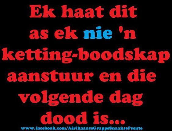 Afrikaans: