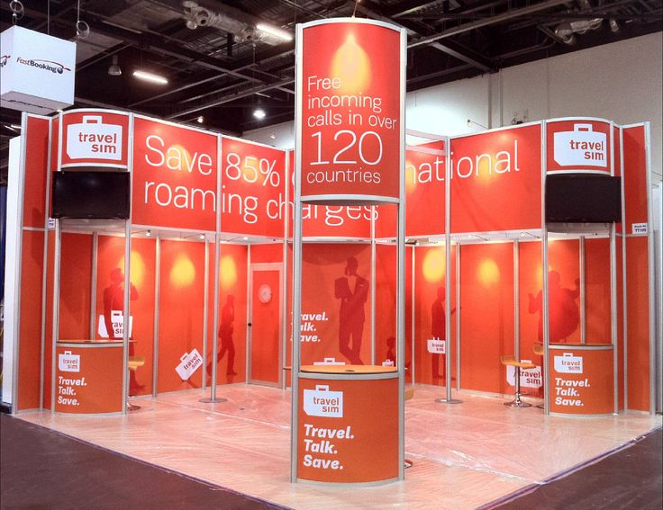 modular exhibition stands
