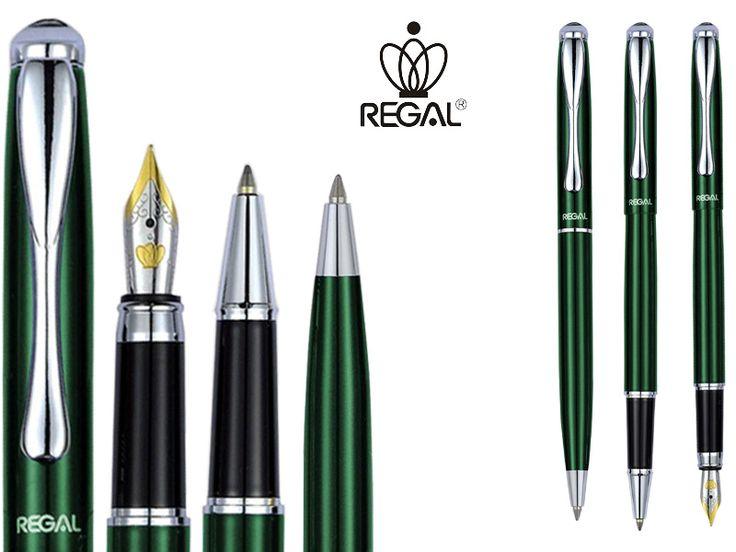 Fountain Pen / RollerBall pen / Ballpoint pen  Origina REGAL 122-503 sign pens  FREE SHIPPING
