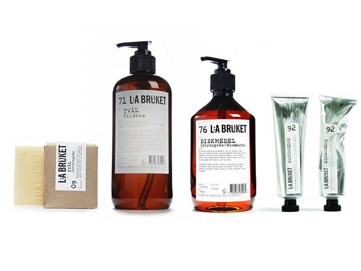 Deilige L:A Bruket | Norway Designs