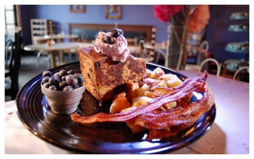 Blueberry Muffin French Toast-so awesome!