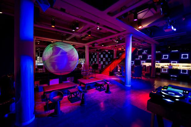 One of Lisbon's biggest nightclubs, Lux has three main areas: club, bar and roof.