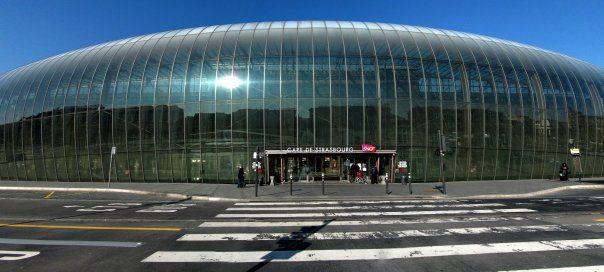 #france #франция #эльзас #нижнийрейн #strasbourg #strossburi #страсбург #страсбур #вокзалы Вокзал в Страсбурге. Как работают камеры хранения на французских вокзалах | Oh!France: поездка во Францию