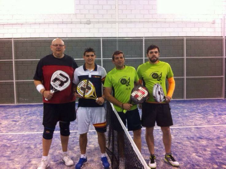 Padel en Cubierto Baena: Torneo de Invierno en Padel Club Lucena