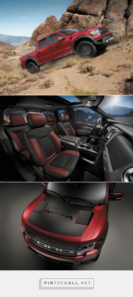 2015 Ford Raptor Shelby Concept - created via http://pinthemall.net: