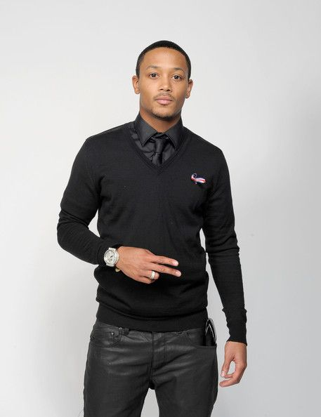 Romeo Miller. I saw him on Dancing with the Stars. His name is ROMEO!! Need I say more? Lol