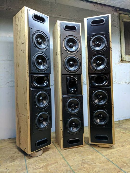 Building Speakers for my home theater. Check out the full project http://ift.tt/2dNjgRg Don't Forget to Like Comment and Share! - http://ift.tt/1HQJd81