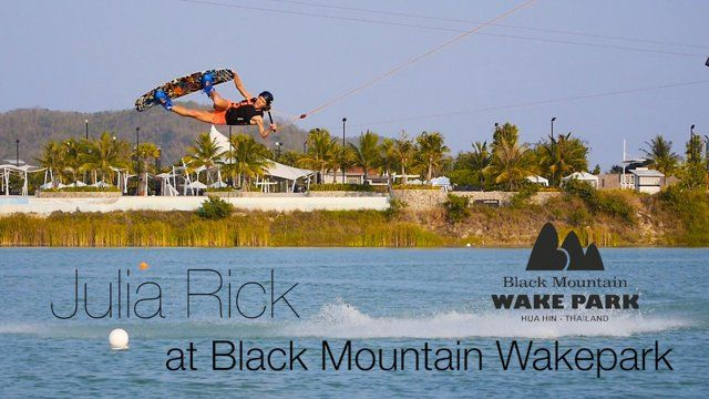This video is about my last trip to Black Mountain Wakepark in March 2014. I had a great time and I'm definitely going back to this place !!  Thanks for watching!  It would be great if You liked my fan page on facebook: facebook.com/JuliaRickOfficial  My homepage: juliarick.com  Follow me on instagram ! @julia_rick instagram.com/julia_rick#  Thanks to my sponsors !  Ronix Wake (ronixwake.com) Panasonic (panasonic.de) Barmenia Versicherungen (barmenia.de) ION ...
