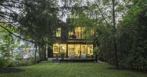 WinterGreenDream: Modern Architectural Design Modern Home in... http://ift.tt/2mApFnF