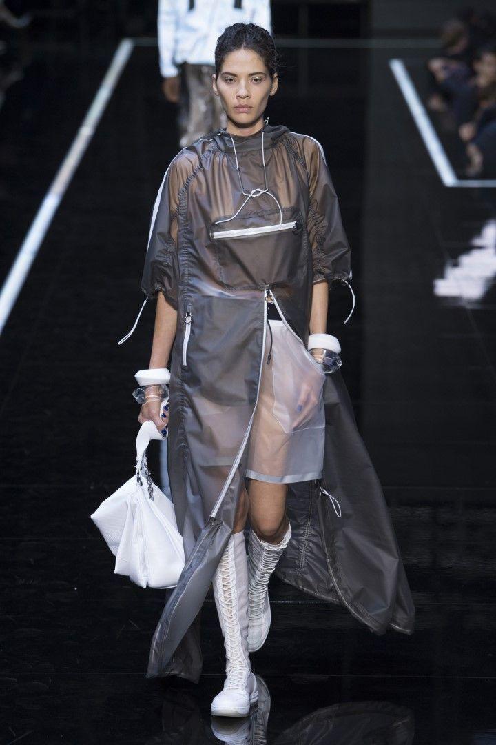 2889e71d6aa Emporio Armani Spring Summer 2019 Ready-to-Wear Milan Collection ...